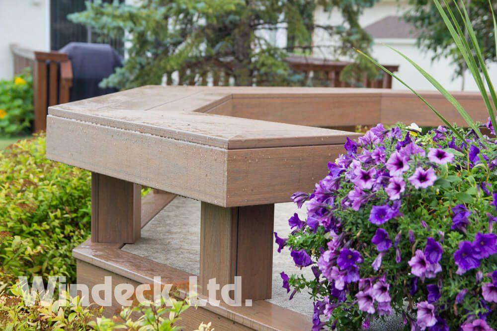 Please Sit On Me - Windeck Ltd. - Deck Builder Winnipeg, Manitoba