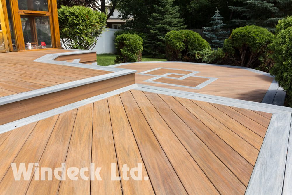 The Love Connection - Windeck Ltd. - Composite Decking Winnipeg, Manitoba
