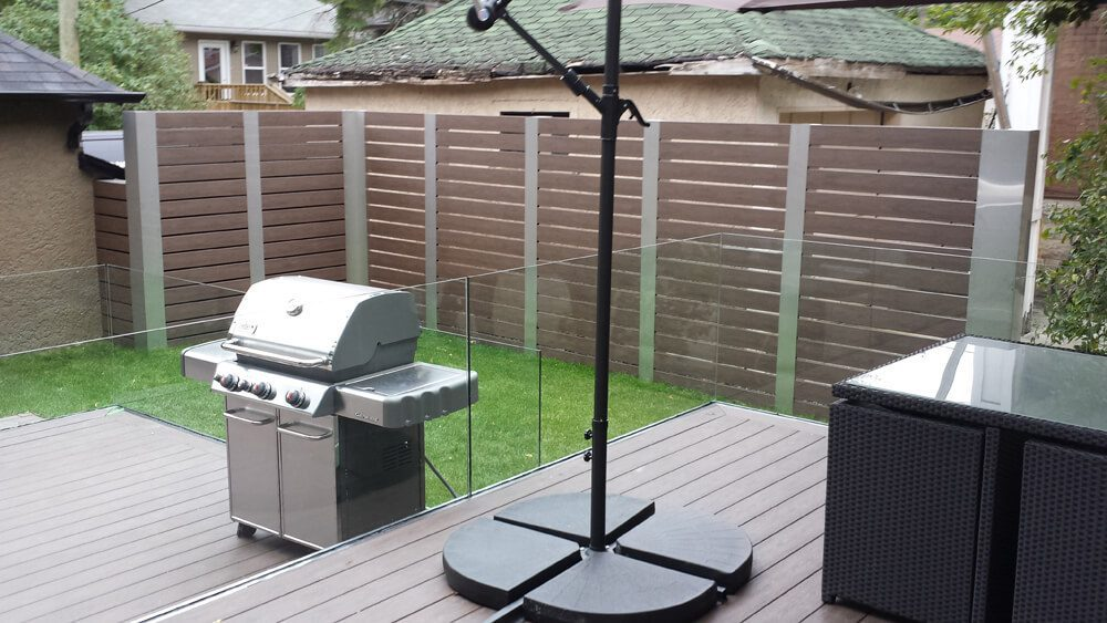 Maintenance Free Paradise - Windeck Ltd. - Composite Decking Winnipeg, Manitoba