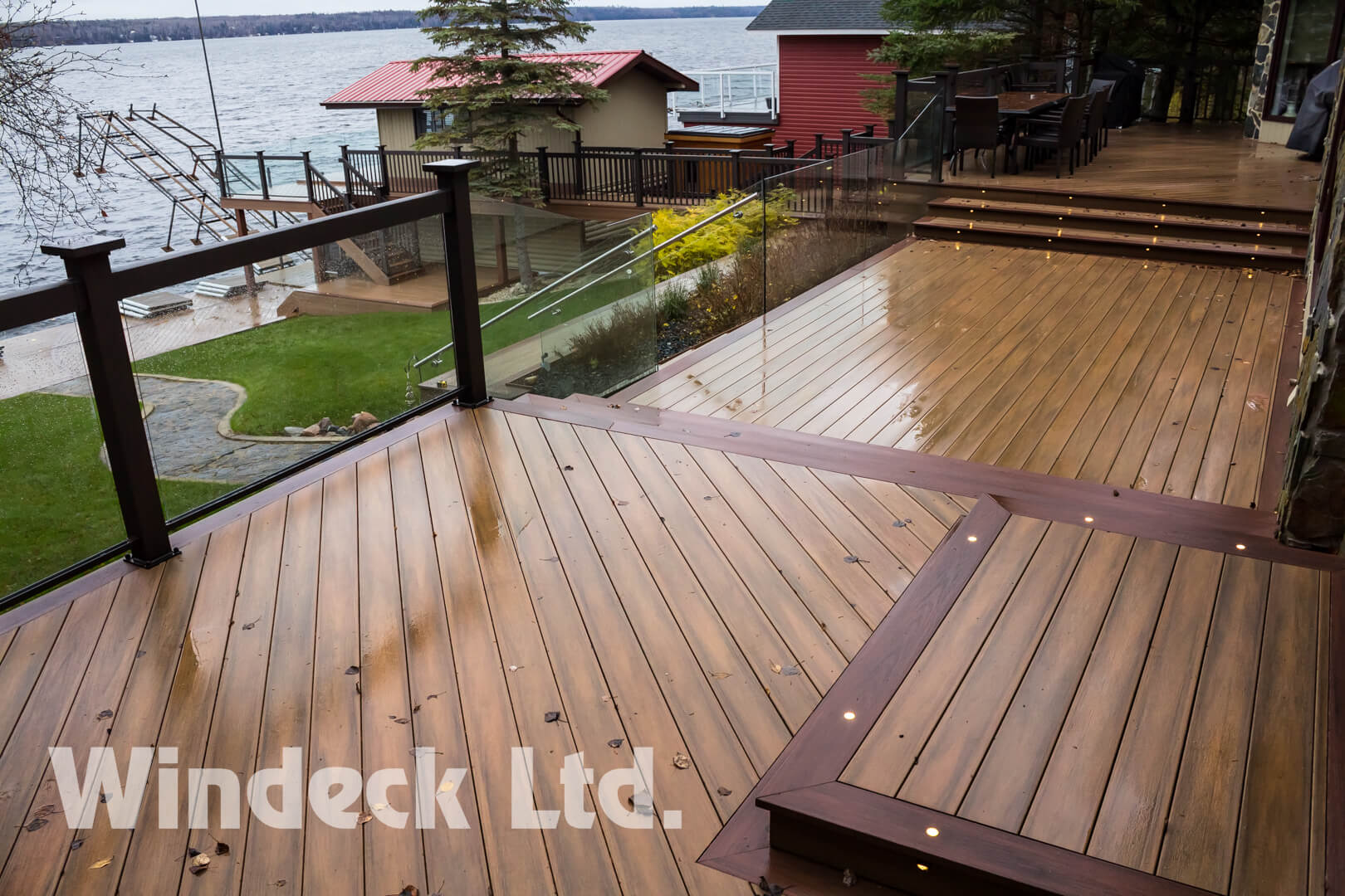 Outdoor Cottage living - Windeck Ltd. - Deck Builder Winnipeg, Manitoba