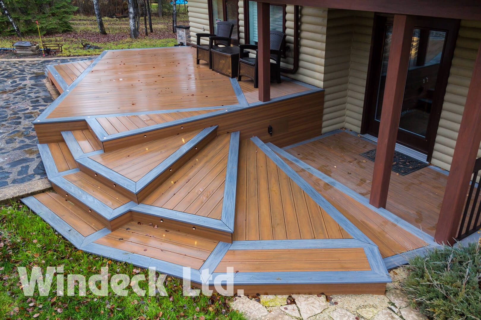 Deck Board Mania - Windeck Ltd. - Composite Decking Winnipeg, Manitoba