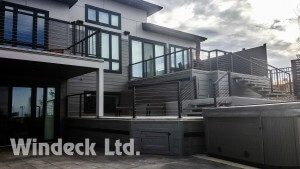 Duradek, STAR Railing, Wolf Decking, Cable Railing