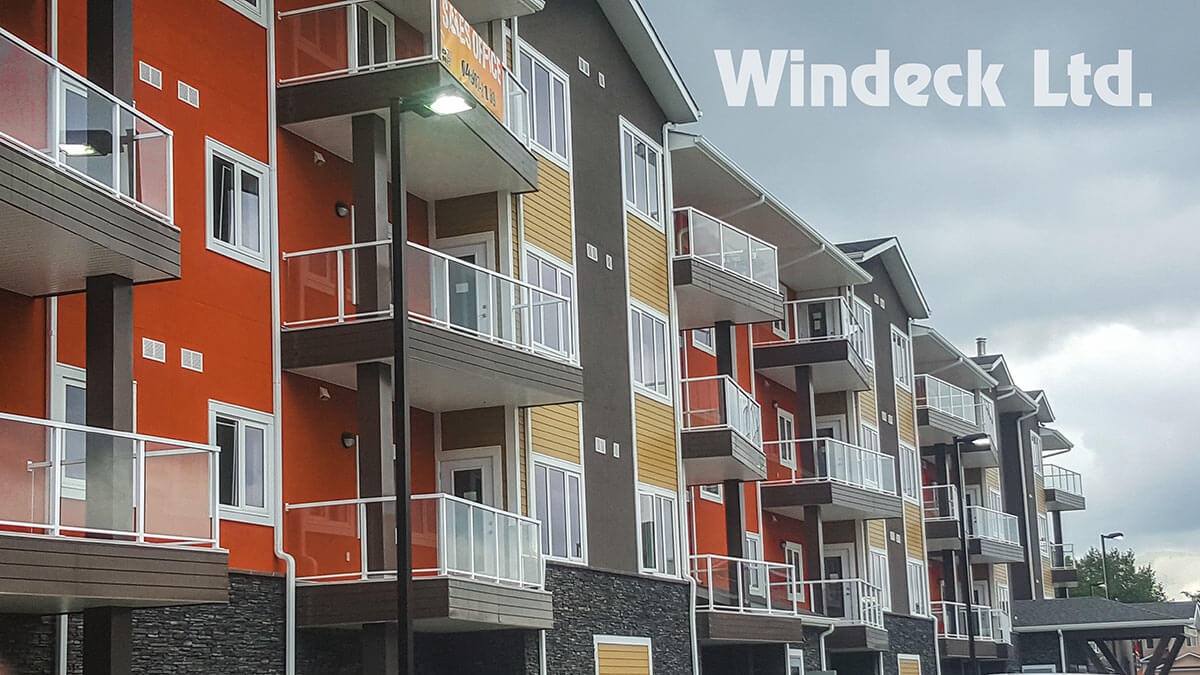 Strength & Safety - Windeck Ltd. - Deck Builder Winnipeg, Manitoba